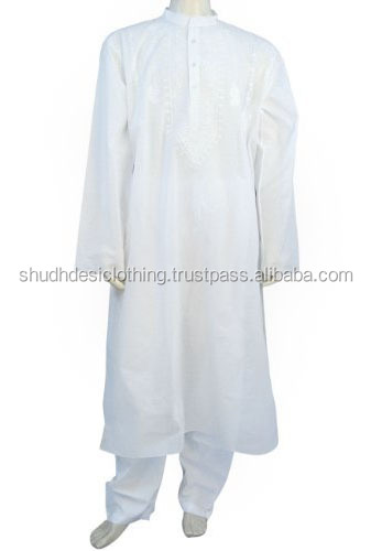Smart & Sober Gents Short Kurta Cotton Kurtas