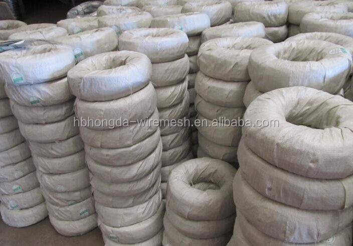 hot dipped galvanized wire binding wire