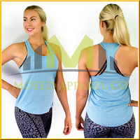 fashion clothing new design tank top with printing wholesale for women 2013