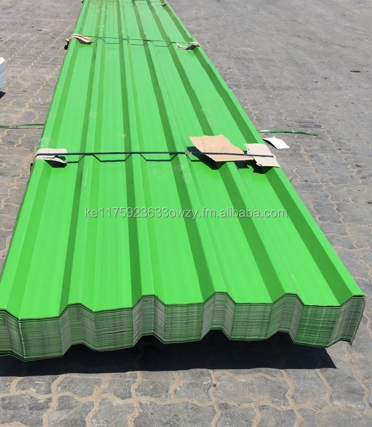 Ghosh Metal Galvanized Singale Roofing For roofing in Mali Mauritania Gambia Cameroon Gabon Kenya Mozambique chad Tanzania Ke