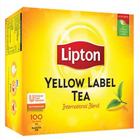 LIPTON YELLOW LABEL TEA BAG