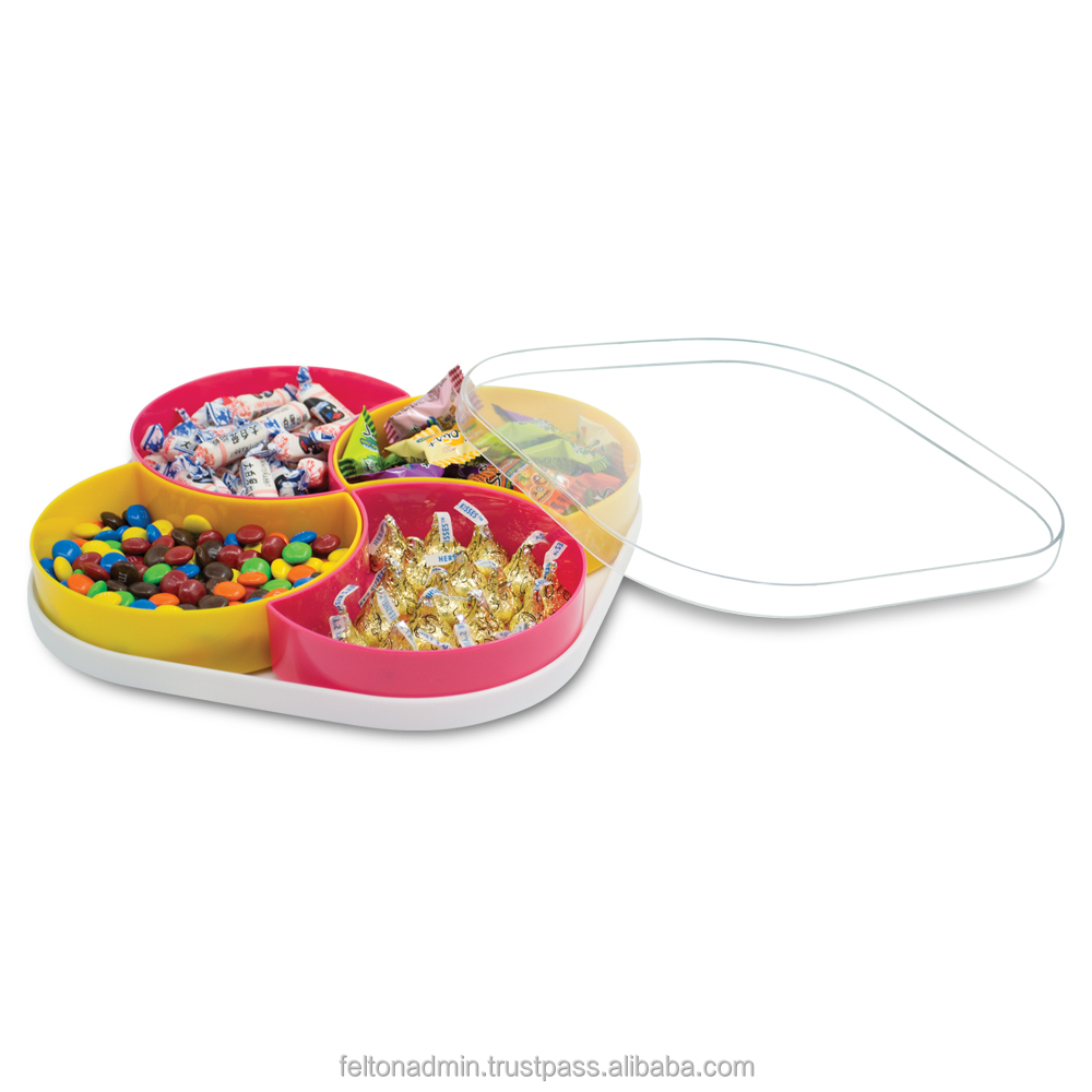 Felton Hard Plastic Candy Tray 218