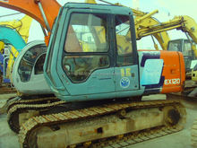 Used Hitachi EX120 Excavator for sale, Japan Hitachi EX120 Excavators Cheap price
