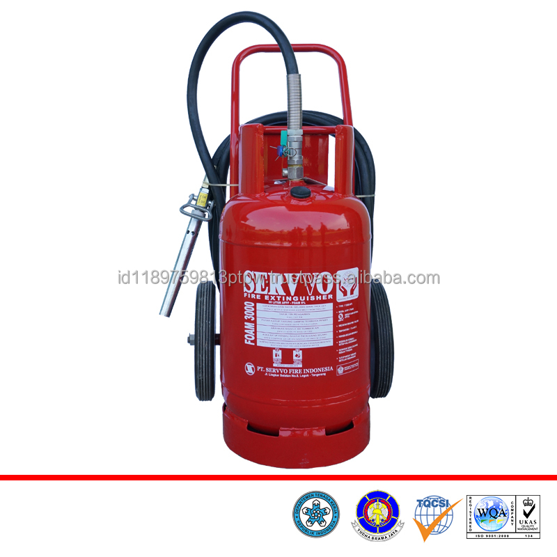 High Quality Fire Extinguisher 30 kg Foam AFF 6%