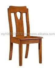 Solid wood dining chair with good quality