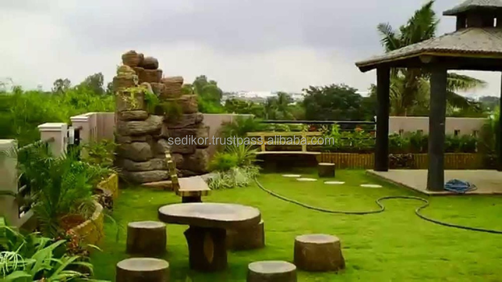 Eco Friendly Blocks for Roof top gardens