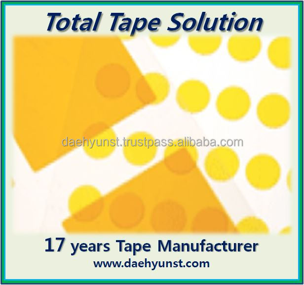 Insulation Acrylic tape for electronic/electric component (heat resistance, great adhesion to polycarbonate & metal)