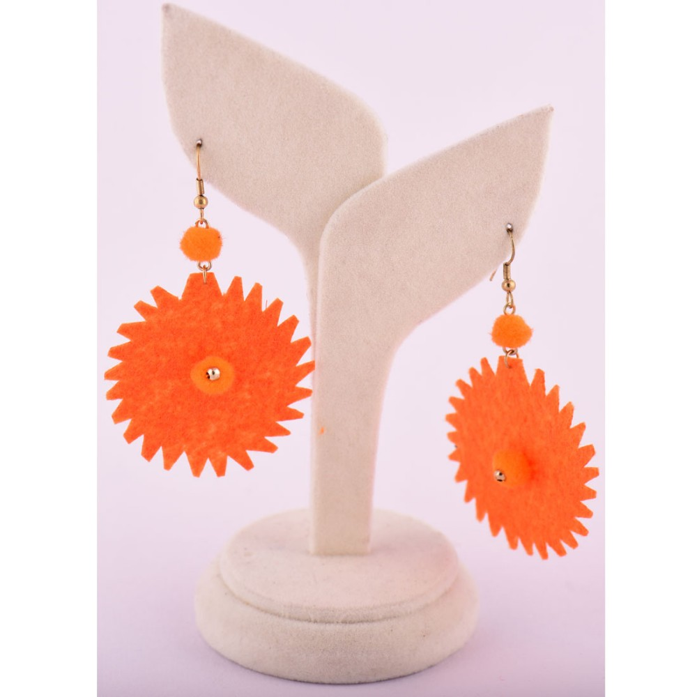Beads India Bird Of Paradise 1404412 Earrings/ Discount breaker above 240 pairs
