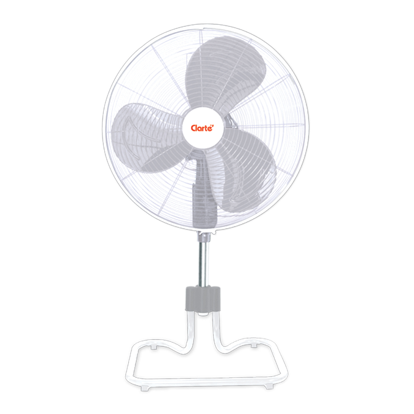 "20"" Industrial Stand Fan Clarte' CT829ST"
