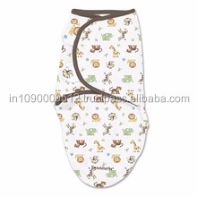70*70cm 100% Cotton Muslin Wrap Baby Swaddles Blanket