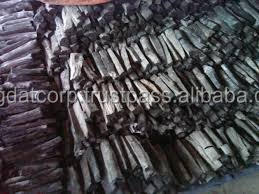 BBQ Aplication charcoal made of natural wood