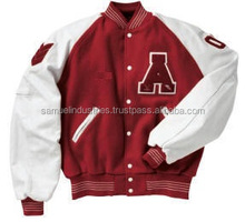 Streetwear boy school varsity jacket - Varsity Apparel, custom varsity apparel, collage baseball varsity jacket
