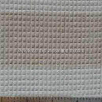 buying plain check waffle fabric online