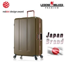 reddot design award winner and Extremely lightweight luggage easy trip with high quality