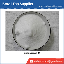 White Refined Brazilian ICUMSA 45 Sugar at Good price