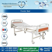 Epoxy Power Coated Strong Hospital Flower Bed Available at Affordable Rate