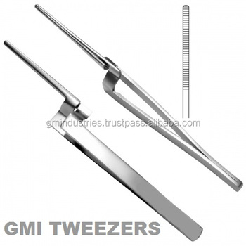 DENTAL Articulating Paper Holding TWEEZERS by GMI DENTAL TOOLS D812