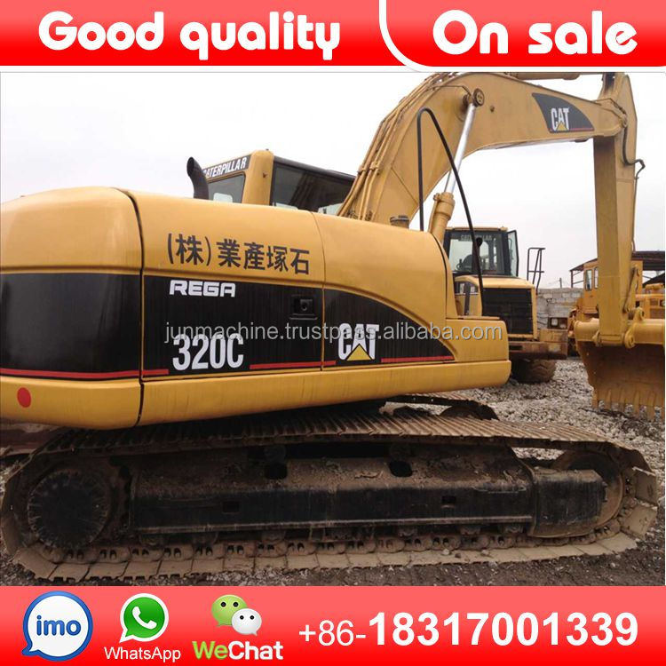 Caterpillar 320 325 330 Japanese Used Excavator For sale