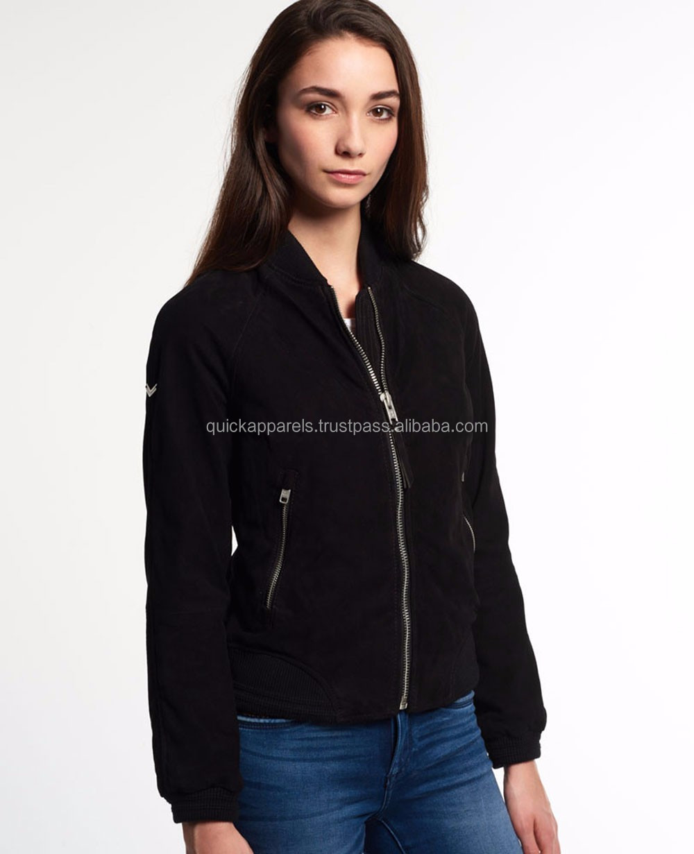 Custom Women Woven Wool Varsity Jackets as your Pictures