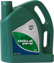 Excellus 10W/40 High Quality Cheap Turkish Made Gasoline Engine Oil