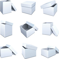 Cardboard boxes for Product Packing