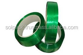 Smooth Green Pet Strap(OFFER PRICE :$1.20/ PER KG)