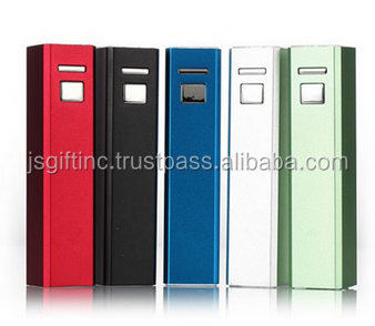 Real Capacity Powerbank 2600mAh, Rechargeable 2600 mAh Power Bank, Wholesale Portable 2600mAh Battery for iPhone