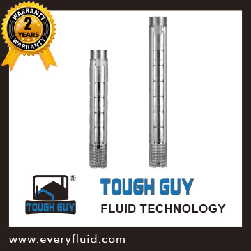 8 inch All Stainless Steel Submersible Centrifugal Pump - Tough Guy 8SD series
