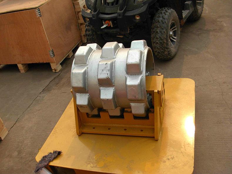 Excavator Compactor wheel NM(2)