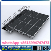 telescopic work platform,aluminum marine decking