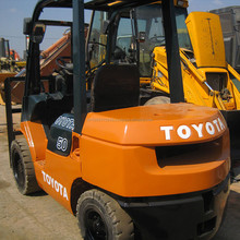 Toyota 7FDA50 forklift for sale,Used 5ton forklift in Shanghai China