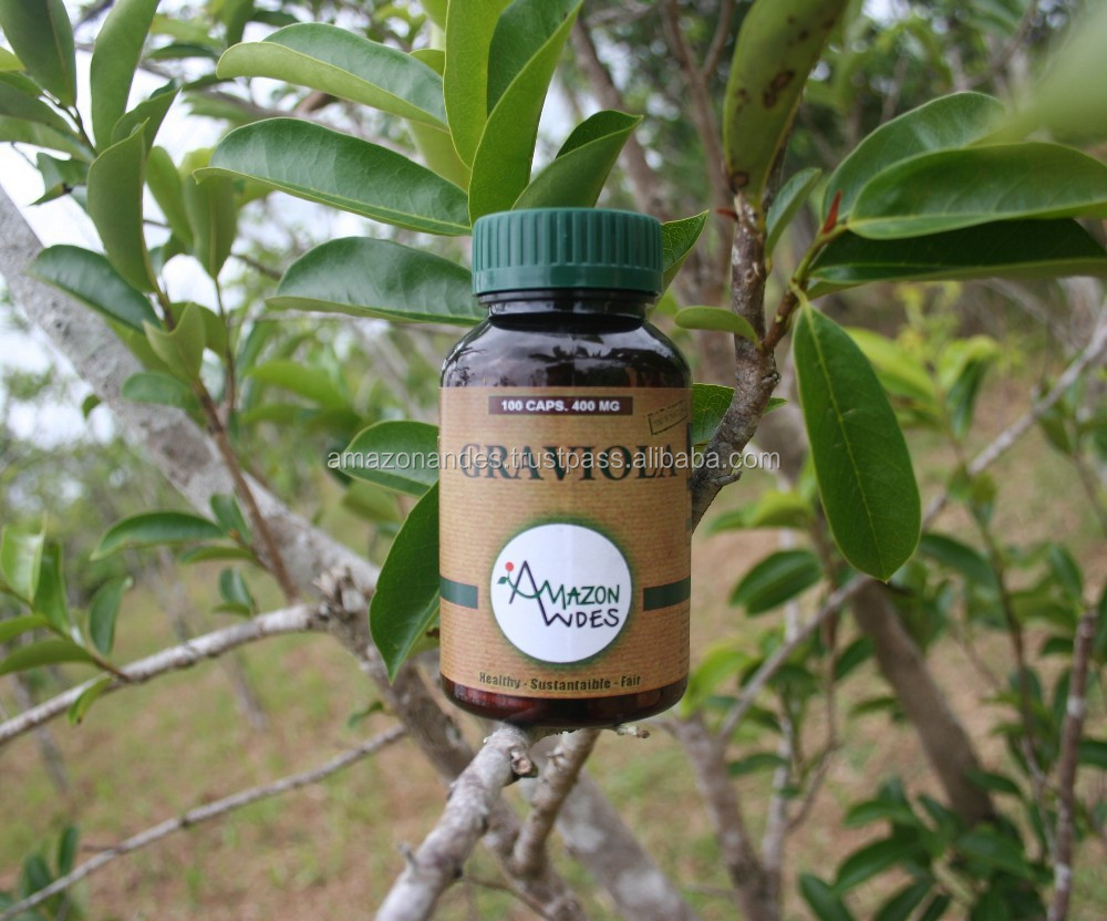 Graviola or Soursop Organic tablets(800 mg)