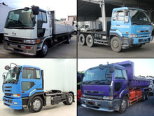 Durable and Reliable japan nissan diesel used trucks at reasonable prices long lasting