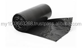 Black Heavy Duty Garbage Bag