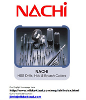 High Quality Cutting Tools for Japanese brand Nachi for mold for car audio with long life for online shopping in china