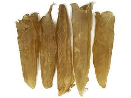 New Zealand Dried Fish Maw_New Zealand Ling Fish Maw_Fish Maw (large)