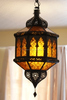 Moroccan Hanging Pendent Lantern, Moroccan Style Chandeliers