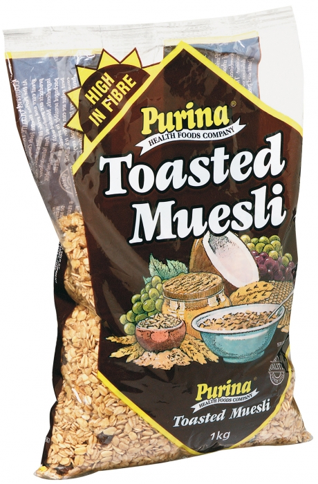 Puriana Toasted Muesli
