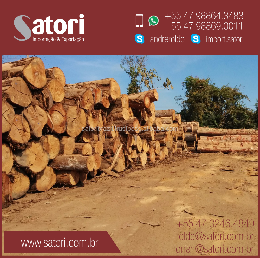 Best Price Brazilian Brazil Wood Wooden Timber Hardwood Softwood Teak Eucalyptus