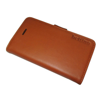Folio leather case for iPhone custom style wholesale