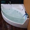 Luxury1500MM Whirlpool Shower Spa Massage Corner 2 person Bathtub Model: 6133