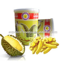 Vacuum Freeze Dried Durian Monthong