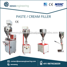 New Arrival Fully Automatic Liquid Filling Paste Cream Filler Machine from Top Manufacturer