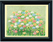 BEST PRICE !!! Embroidered painting, handicraft in VietNam