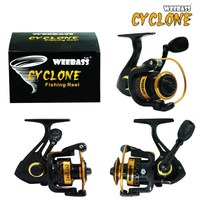 CYCLONE WeeBass Fishing Reel