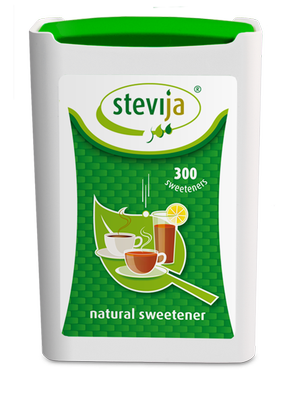 Stevia natural sweetener tabs