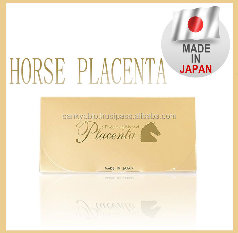 Nutritious plant extract capsule with multiple functions , Horse placenta
