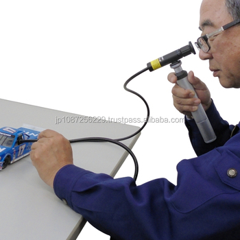 Waterproof inspection industrial equipment flexible borescope with luminance LEDs