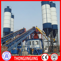 HZS60 automatic concrete batching plant