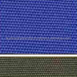 cotton knit canvas dyed fabric